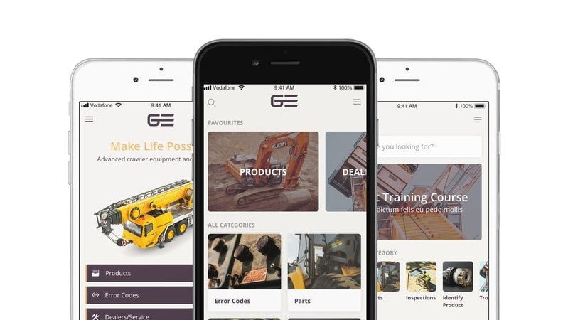 Digital tools delivered via Product Companion Apps